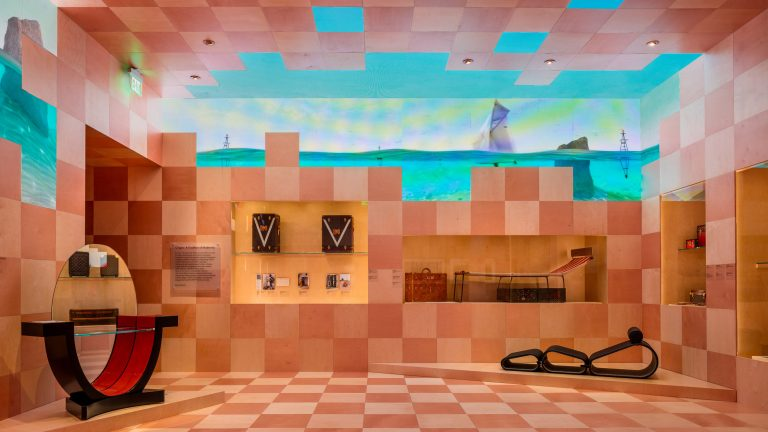 Louis Vuitton X celebrates 160 years of artistic collaboration at the fashion house