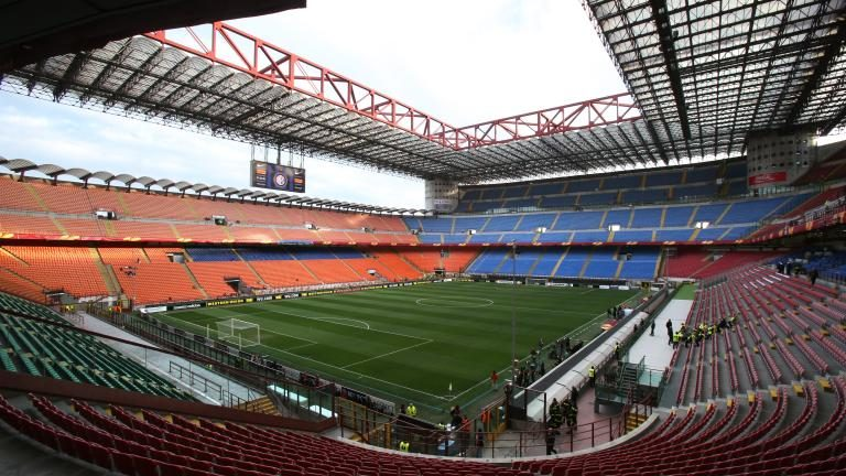 Milan clubs announce plans for new 60,000-seater stadium