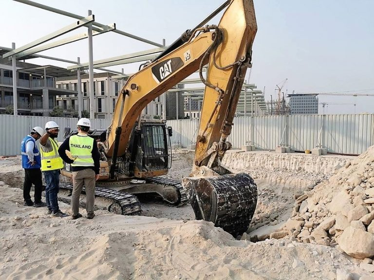 Construction of Expo 2020 Dubai's Thailand Pavilion 'going well'