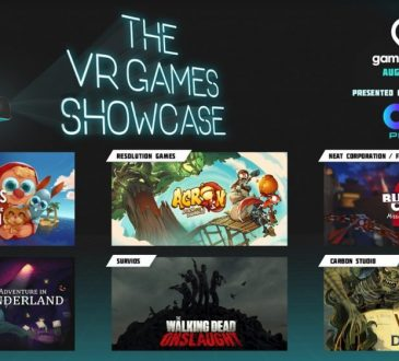 Gamescom 2019 VR Games Showcase To Highlight Six Upcoming Games