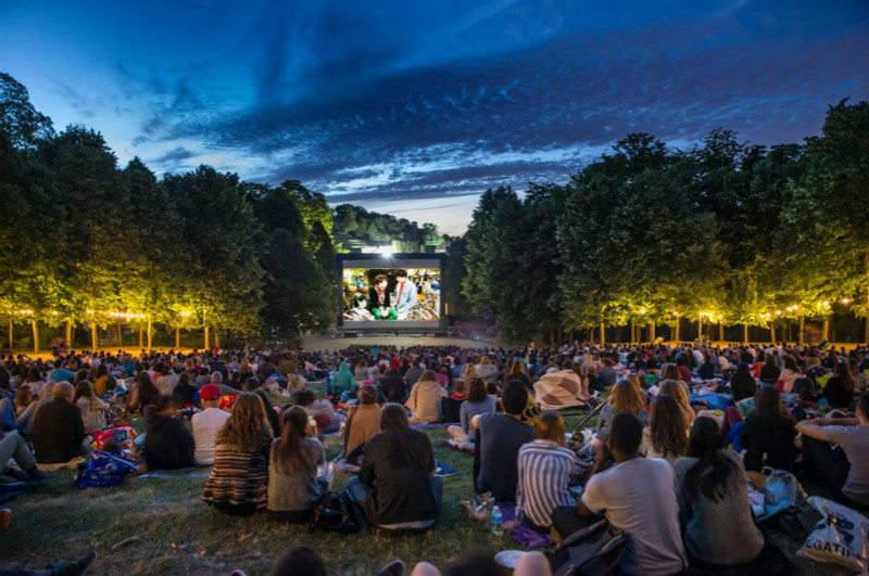 EEF 2019 Cultural Programme: Botticelli Painting, Open-Air Cinema and the 'Far East Street' Exhibition