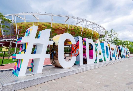 Three years on, Rio 2016 venues keep the Olympic spirit alive