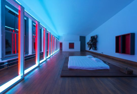 Adam Yarinsky reflects on ARO's work in spaces originally shaped by Donald Judd and Mark Rothko