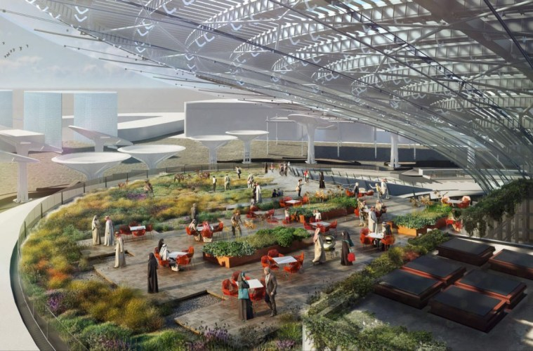 Brazil Bringing A Recreation Of Amazon Basin To Expo 2020 Dubai