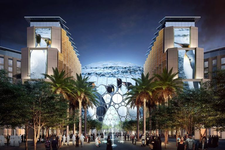 Dubai Expo 2020 to invest $75m in landscaping