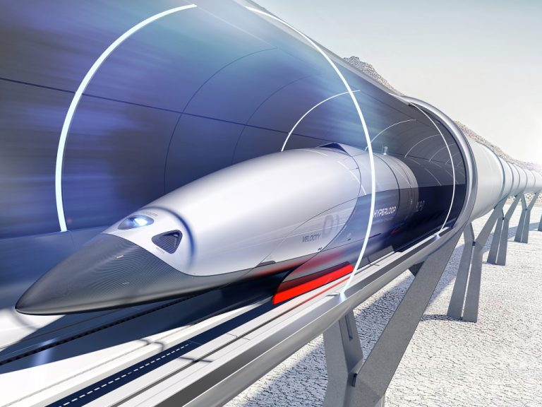 India approves construction of world's first hyperloop