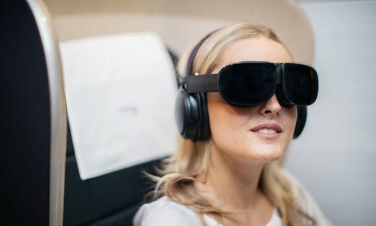 British Airways is testing VR entertainment on select first class flights