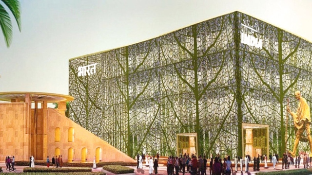 India begins construction of Expo 2020 Dubai pavilion