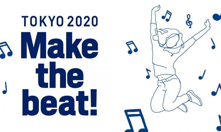 "Tokyo 2020 Launches ""Make the Beat!"" – a project inviting fans worldwide to energise venues and encourage athletes"