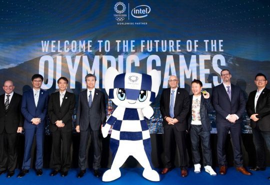 Intel technology set to deliver several innovations during Tokyo 2020