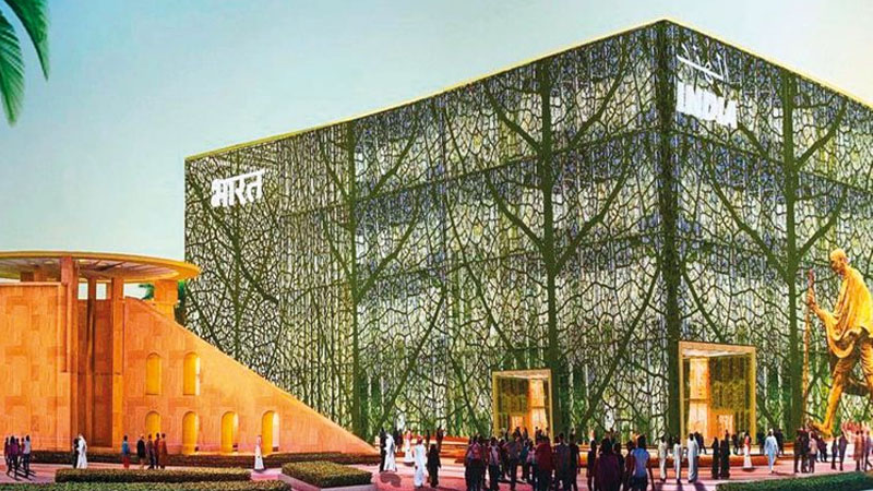 India Pavilion at Dubai Expo 2020 unveiled: all you need to know
