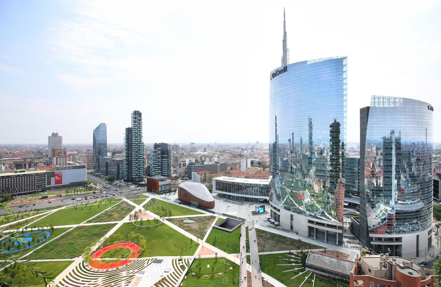 Milan's Porta Nuova urban success story