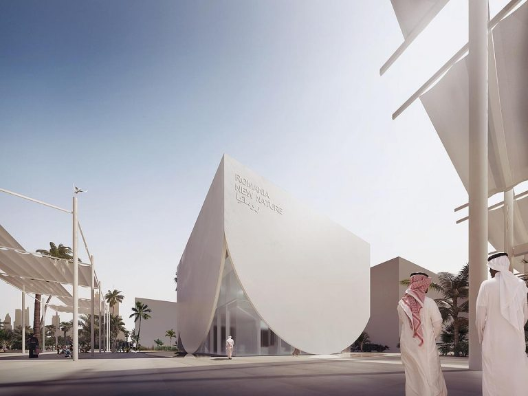 """Romania will be present at Expo Dubai 2020 with the """"New Nature"""" pavilion"""