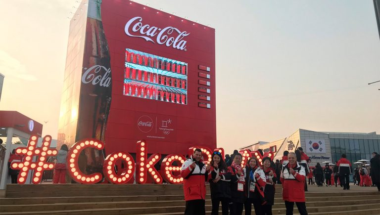 """""""The Olympic Games is the one thing that talks to everyone"""": Coca-Cola's Ricardo Fort on the enduring appeal of an Olympic Partnership"""
