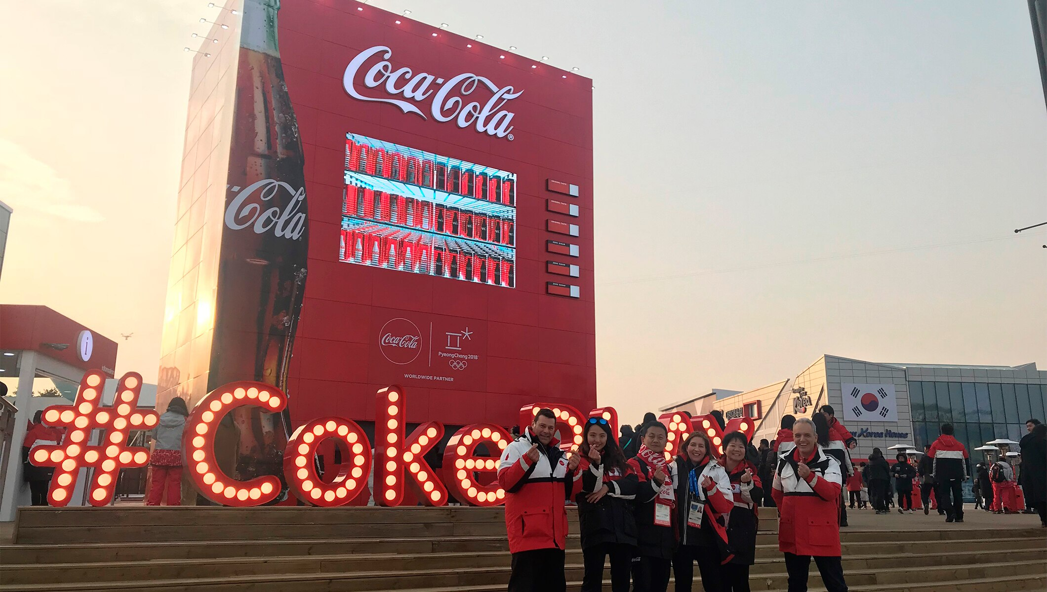 """The Olympic Games is the one thing that talks to everyone"": Coca-Cola's Ricardo Fort on the enduring appeal of an Olympic Partnership"