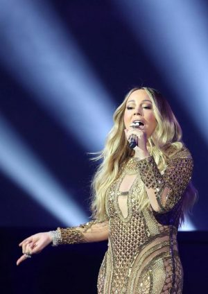 Mariah Carey tells fans to 'be there' next year as countdown to Dubai Expo 2020 begins