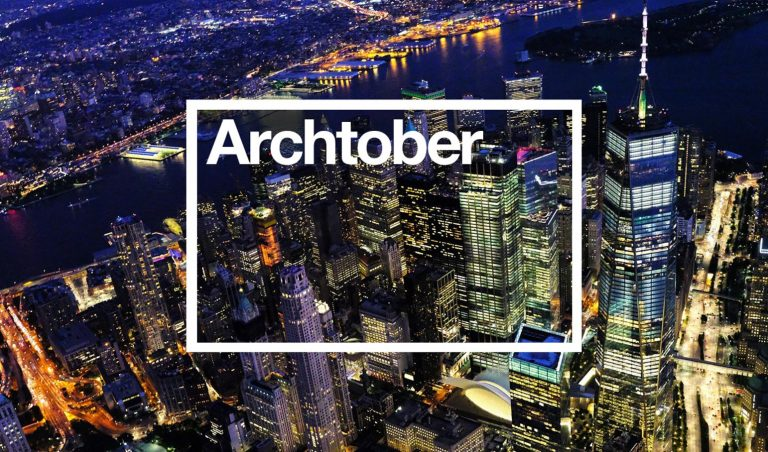 Archinect's Must-Do Picks for Archtober 2019, Week 2 (Oct. 9–16)