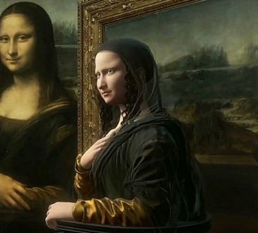 the louvre recreates the 'mona lisa' in 3D for da vinci exhibition