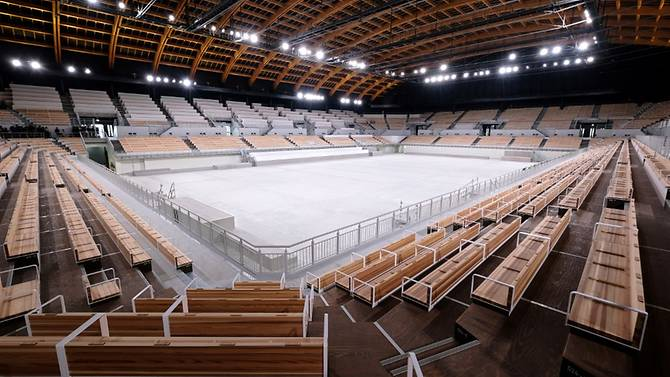 Japan unveils Tokyo 2020 Olympics venue inspired by Japanese architecture