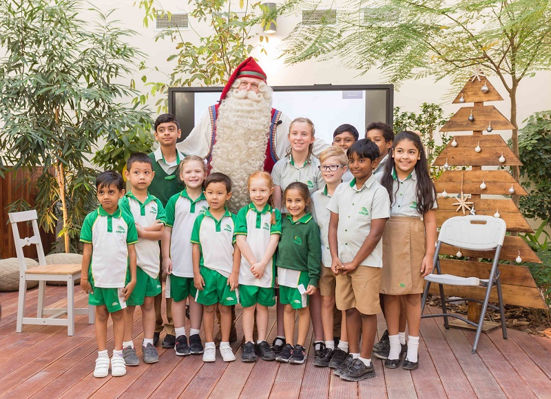 Finnish Expo 2020 Dubai pavilion partners with the Arbor School
