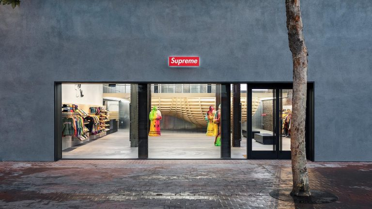 Supreme opens its most expansive store to date, in San Francisco