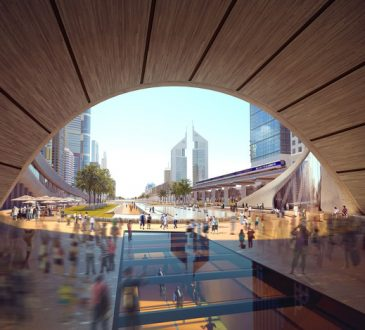 X-Space, a Greenway Project in Dubai Wins the Grand WAFX 2019 Prize