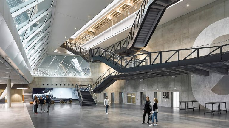Adidas shows how interior design can encourage office community
