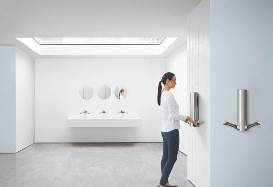 Dyson launches Dyson Airblade 9kJ hand dryer