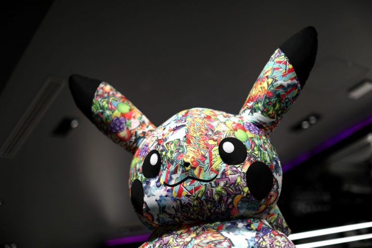 Pikachu named among Japan ambassadors to Expo 2020 Dubai