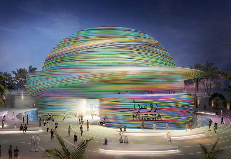 EXCLUSIVE: Crocus International builds Russia Expo 2020 pavilion