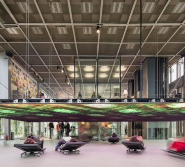musings on a glass box by DS+R opens at fondation cartier