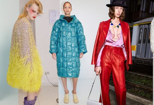 The Top Trends of Pre-Fall 2020