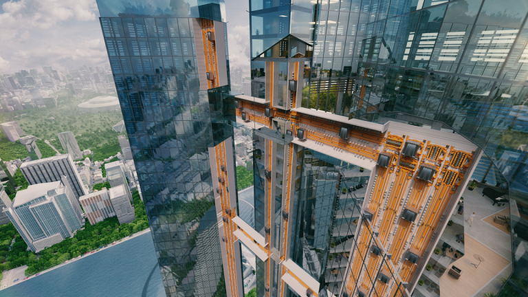 Ropeless lift at Dubai Expo 2020 to take urban travel to the next level