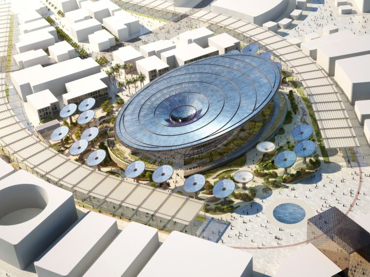 Terra, Expo 2020 Dubai's Sustainability Pavilion is ready to welcome visitors