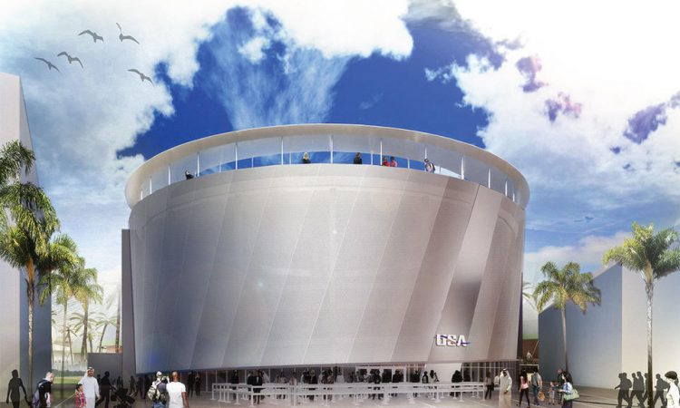 UAE to pay for US pavilion at Expo 2020 Dubai