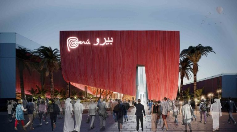 Peru Pavilion in Expo Dubai 2020: An Evocation of Time
