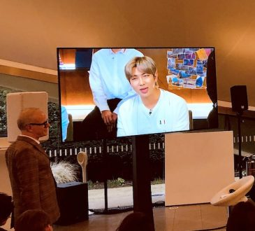 Connect, BTS: Global Project Merges Music And Visual Art