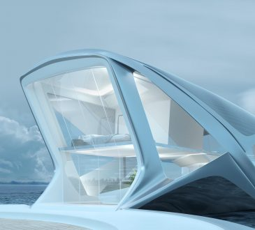 Ocean community is a future mobility vision to deal with rising sea levels