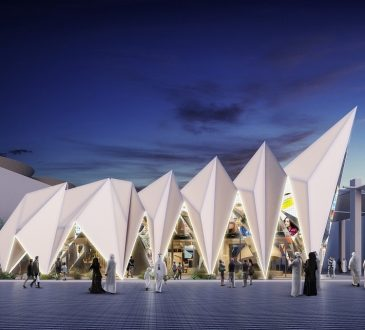 Emirati-designed Expo 2020 Dubai's Expo Live Pavilion revealed