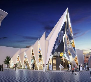 How the Expo Live Pavilion at Expo 2020 Dubai will look