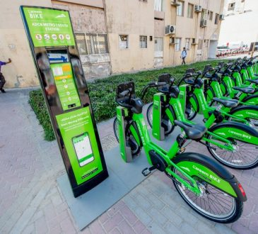 Dubai residents can't wait to ride these cycles for less than Dh2