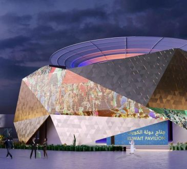 Kuwait's golden prism at Dubai Expo 2020 to shine light on scarce resources