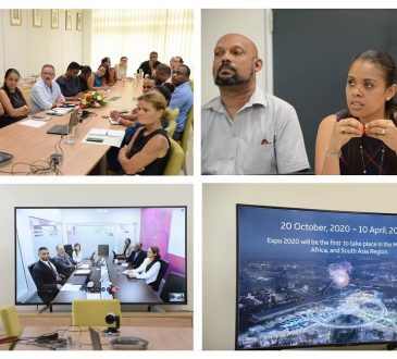 Seychelles Key Sectors meet in view of preparations for Expo 2020 Dubai