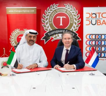 Transguard Group secures EXPO 2020 Dutch Pavilion contract