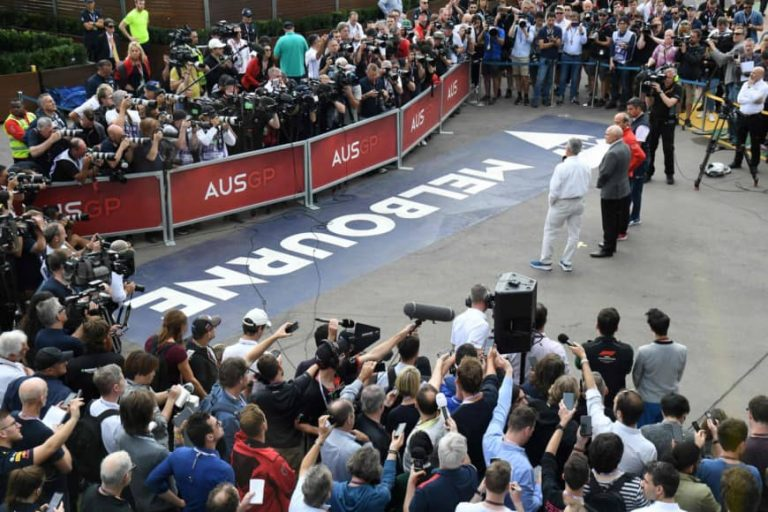 Australian Grand Prix canceled as teams pull out