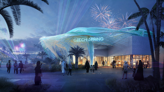 The Czech Republic Pavilion at Expo 2020 Dubai Reveals Desert Cultivation Technologies