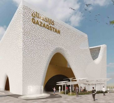 Design of Expo 2020 Dubai's Kazakhstan Pavilion revealed
