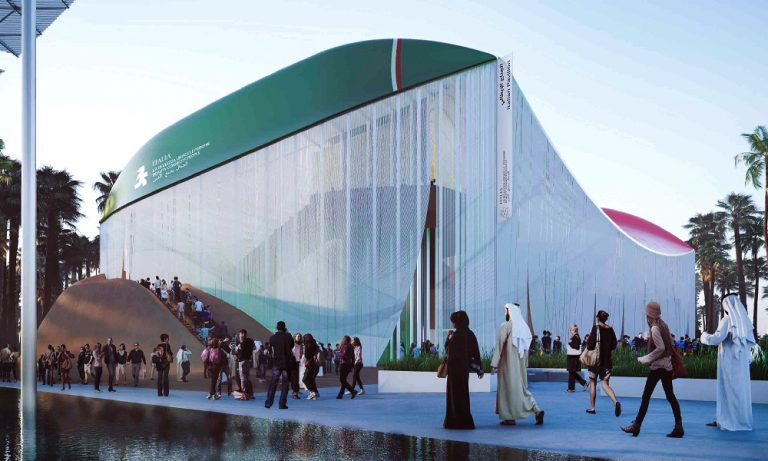 Coronavirus: Work progresses as scheduled at Expo 2020 Dubai's Italian pavilion