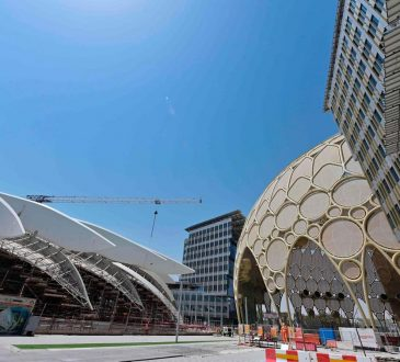Work on Expo 2020 Dubai site to be completed by end of the year
