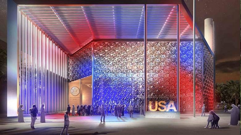 U.S. Pavilion Expo 2020 reveals new details and ways to participate